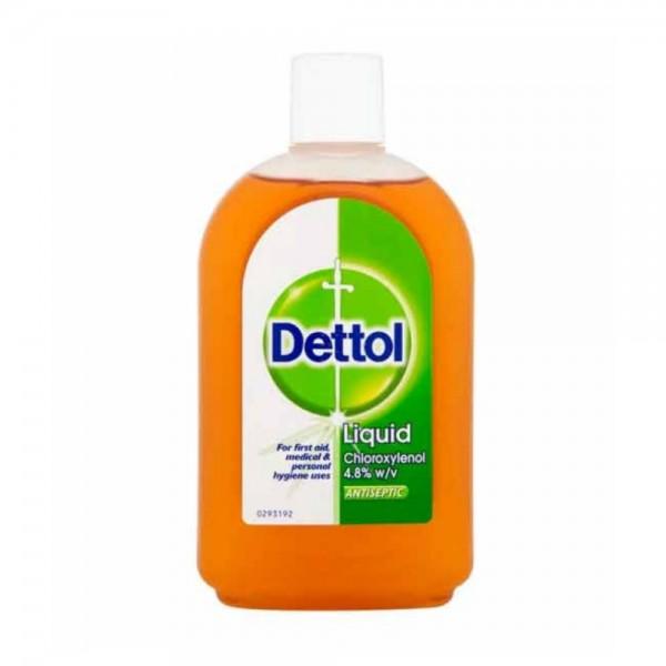 Dettol Antiseptic Disinfectant 500ml 111561-V001 by Dettol