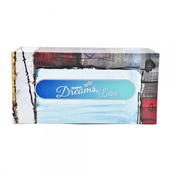 Sanita Dreams Living Facial Tissues 200 Sheets per Pack 112781-V001 by Sanita