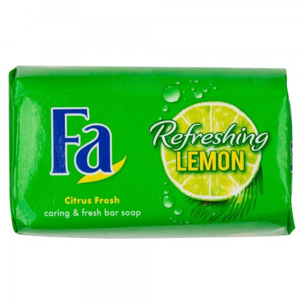 Fa Bar Soap Refreshing Lemon 125G 112989-V001
