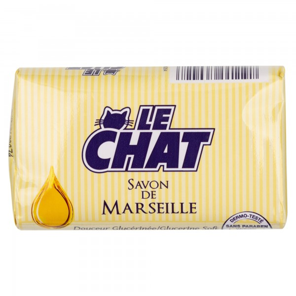 Le Chat Bar Soap Soft Glycerine 115G 113007-V001 by Le Chat