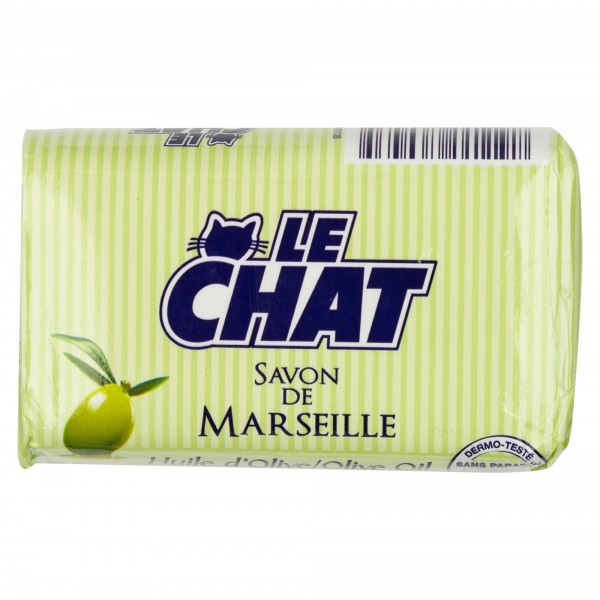 Le Chat Bar Soap With Olive Oil 115G 113009-V001 by Le Chat