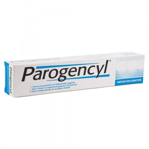 Parogencyl Prevention Gencives Toothpaste 75Ml 118572-V001