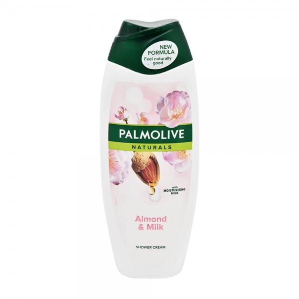 Palmolive Shower Gel Milk Naturals Milk & Almond 500ml 118643-V001 by Palmolive
