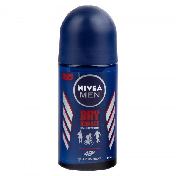 Nivea Roll On Dry For Him 50Ml 119724-V001