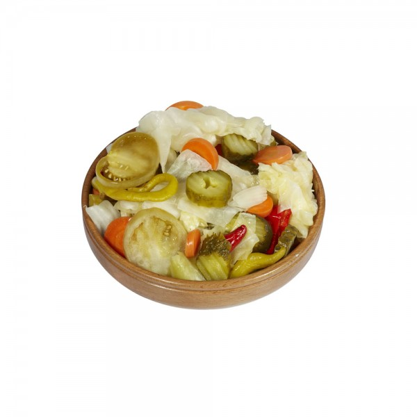 Vegetable Pickles 120629-V001 by Spinneys Cheese Counter