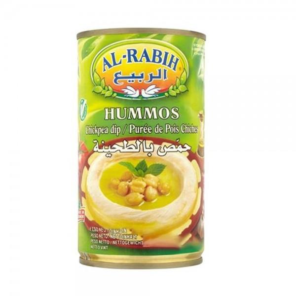 Al Rabih Hommos Tahineh 380g 120804-V001 by Al Rabih