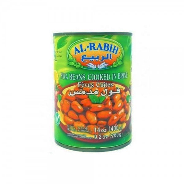 Al Rabih Foul Mudammas 400g 120808-V001 by Al Rabih