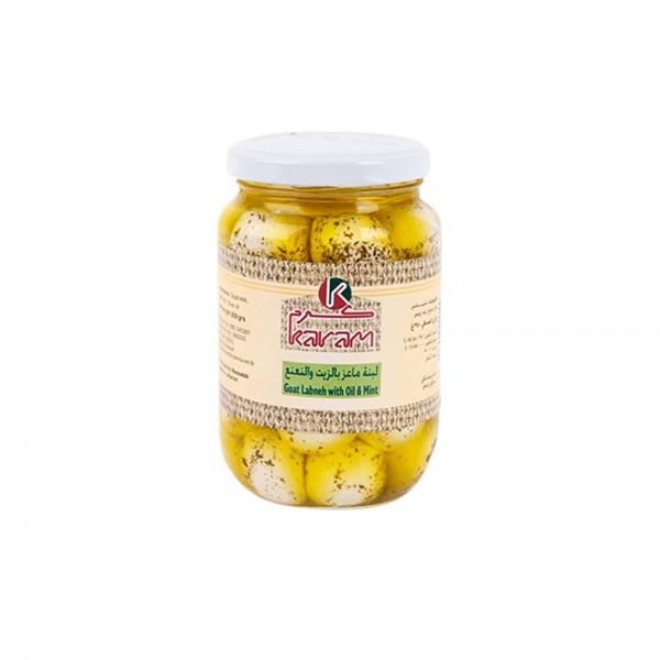 Karam Labneh Oil + Mint 120917-V001 by Karam