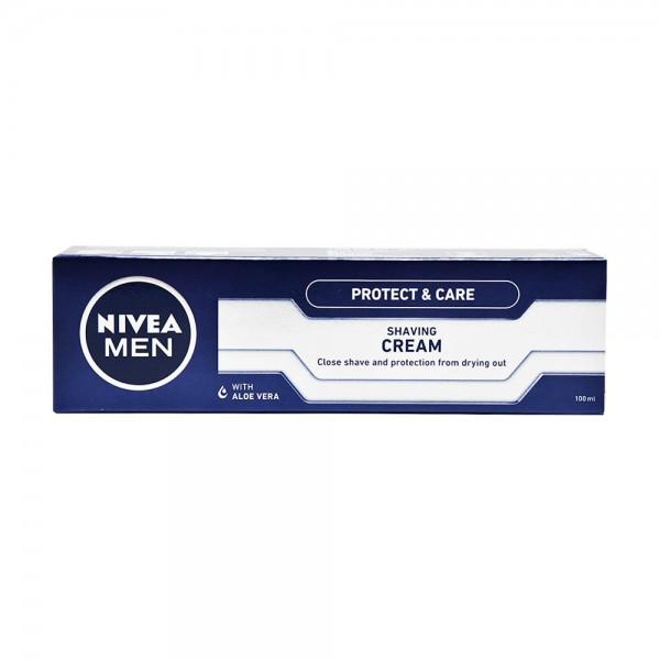 Nivea Shaving Cream 100Ml 120951-V001