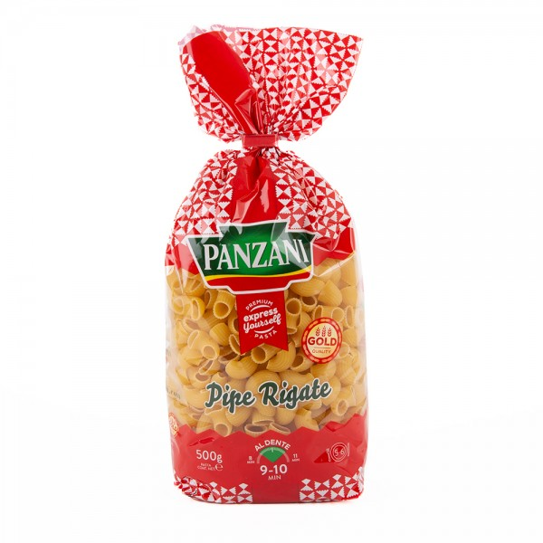 Pipe Regate Pasta 122600-V001 by Panzani