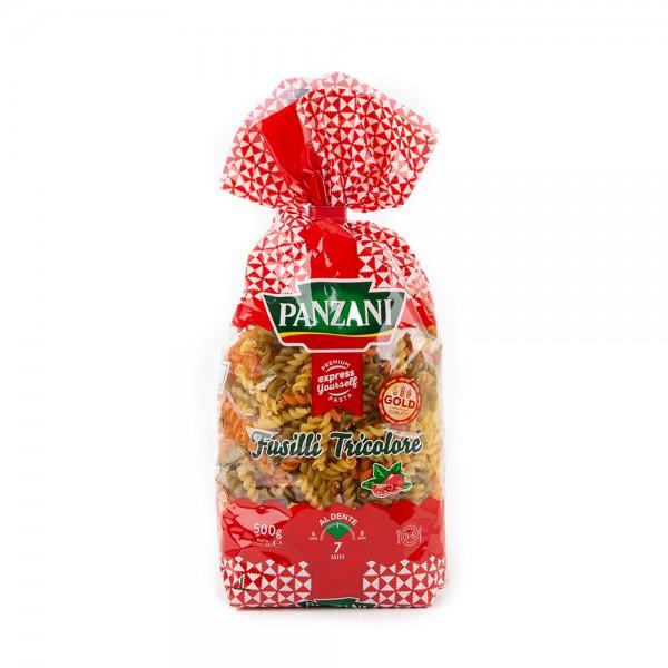 Panzani Fusilli Legume Pasta 500G 122603-V001 by Panzani