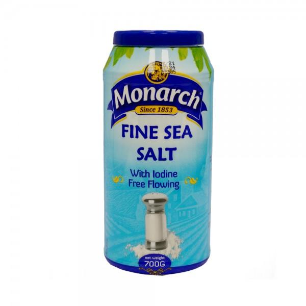 Monarch Iodized Salt  - 737G 123130-V001 by Monarch