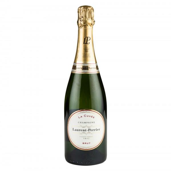 Laurent Perrier La Cuvee Brut Champagne 75cl 124838-V001 by Champagne Laurent-Perrier