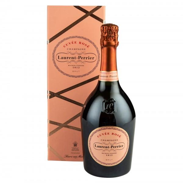 Laurent Perrier La Cuvee Rose Champagne 75cl 124839-V001 by Champagne Laurent-Perrier