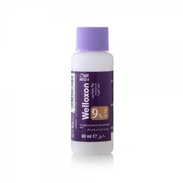 Welloxon Herbal 6% 20V Lilac 60ml 125679-V001 by Wella