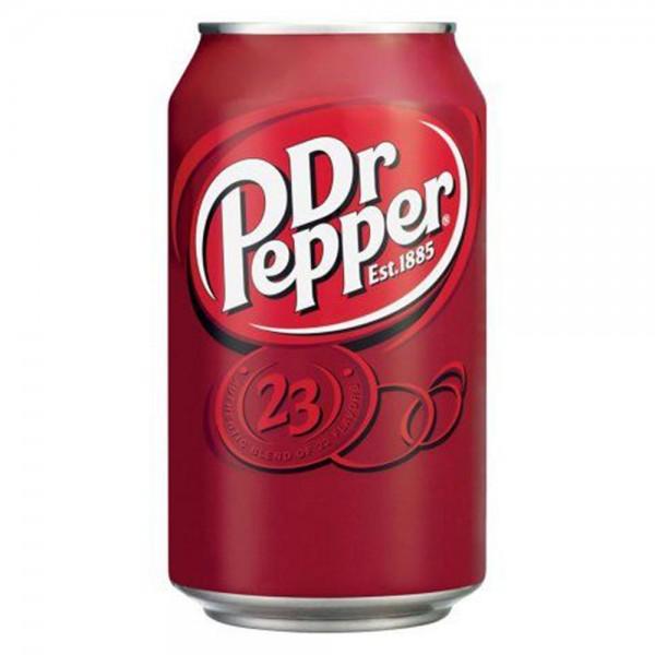 Dr. Pepper Regular 330ml 125890-V001 by Dr. Pepper