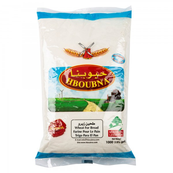 Hboubna Wheat Flour Zero 1KG 126403-V001
