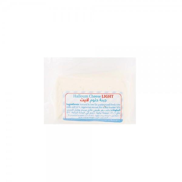 Massabki Halloum Light Cheese 127656-V001 by Spinneys Cheese Counter