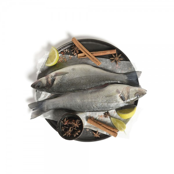 Loup De Mer / Braykat per Kg 129583-V001 by Spinneys Fresh Fish Market