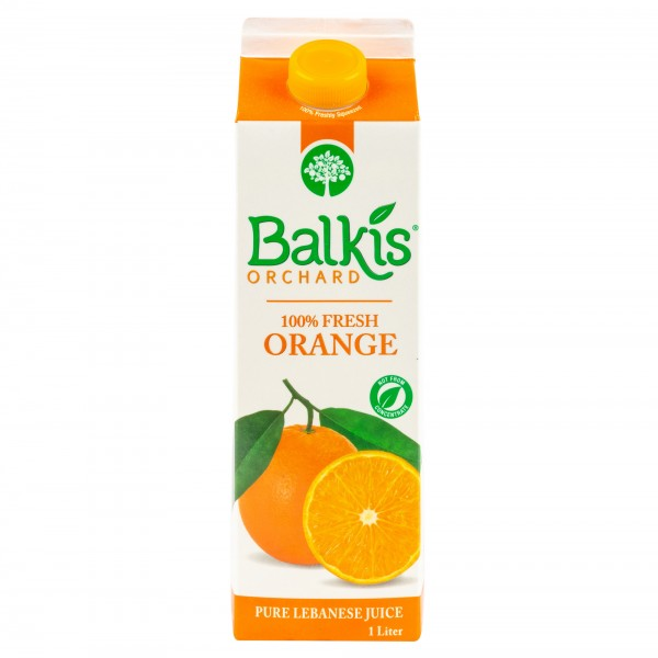 Balkis Orange Juice 1L 132551-V001 by Balkis Orchard