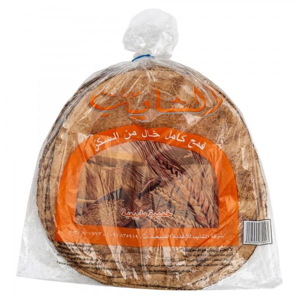 Chayeb Whole Wheat Bread 600G 132591-V001 by Chayeb Bakery
