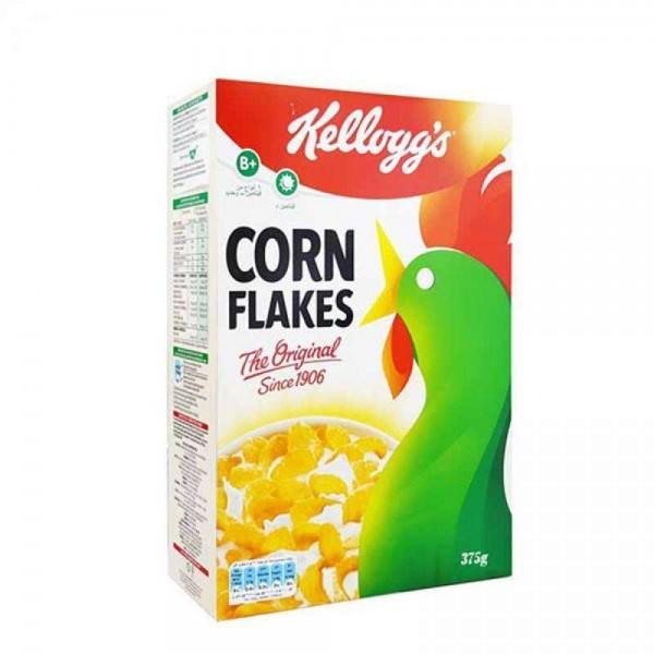 Kellogg's Corn Flakes 375g 132594-V001 by Kellogg's