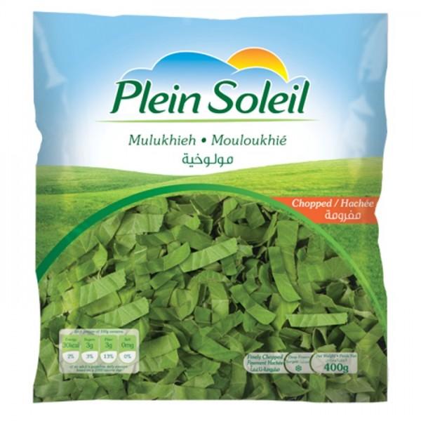 P.Soleil Mloukhieh Chopped - 400G 132657-V001 by Plein Soleil