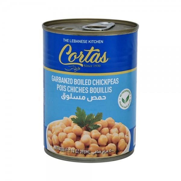 BOILED CHICK PEAS 132928-V001 by Cortas Food
