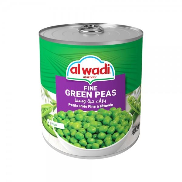Al Wadi Al Akhdar Fine Green Peas 133302-V001 by Al Wadi Al Akhdar