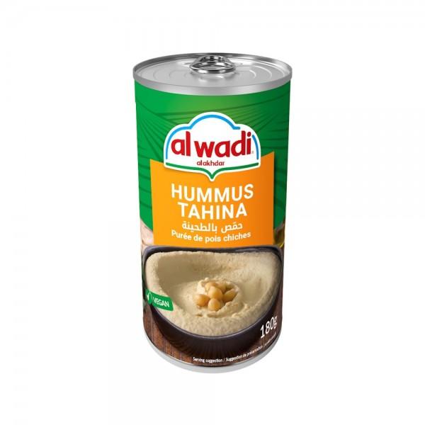 Al Wadi Al Akhdar Hummus Tahina 133303-V001 by Al Wadi Al Akhdar
