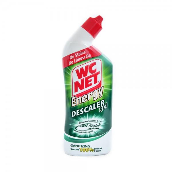 WC Net Descaler Gel Toilet Cleaner 750ml 133596-V001 by Wc Net