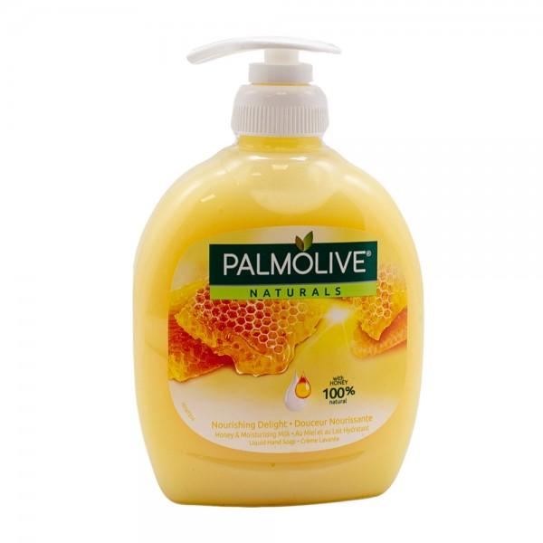 Palmolive Liquid Soap Miel+Lait -25Pcut - 300Ml 133700-V002 by Palmolive