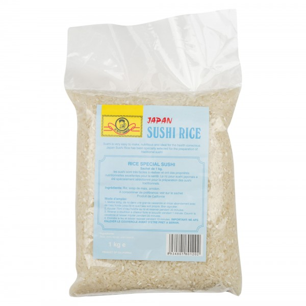 Japan Sushi Rice 1Kg 133831-V001 by Le Petit Chinois