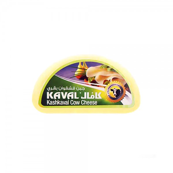 Kaval Kashkaval Cow 350G 133908-V001 by Kaval