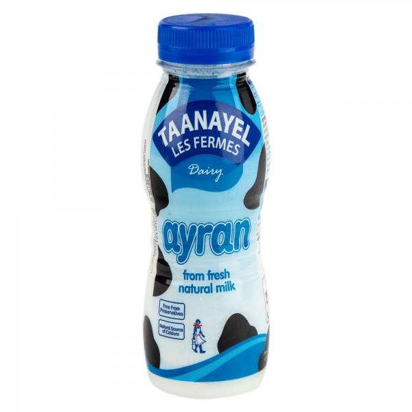 Taanayel Les Fermes Ayran 250ml 134550-V001 by Taanayel Les Fermes
