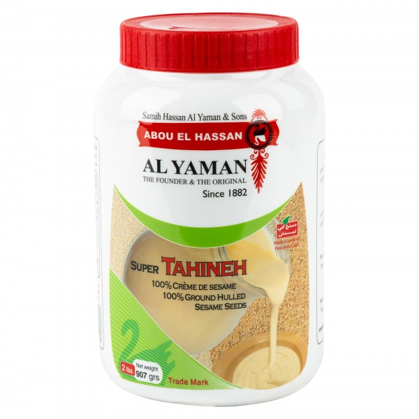 Al Yaman Tahineh 900G 135182-V001 by El Yaman