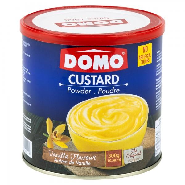 Domo Custard Powder Vanilla 300G 135333-V001