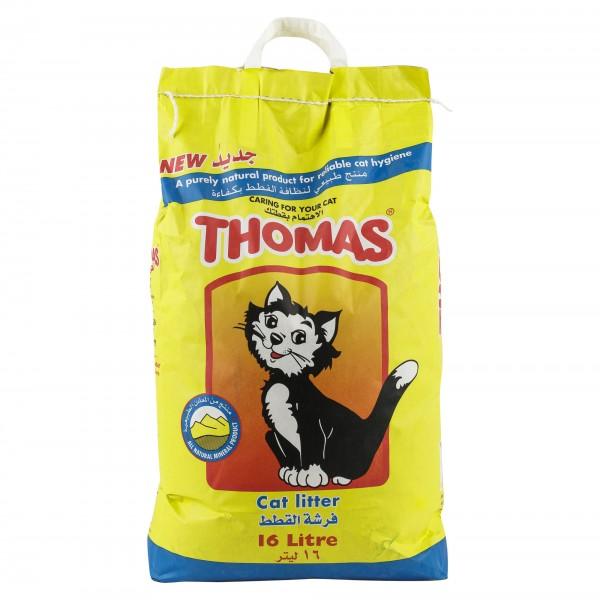 Thomas Cat Litter 16L 136345-V001 by Thomas