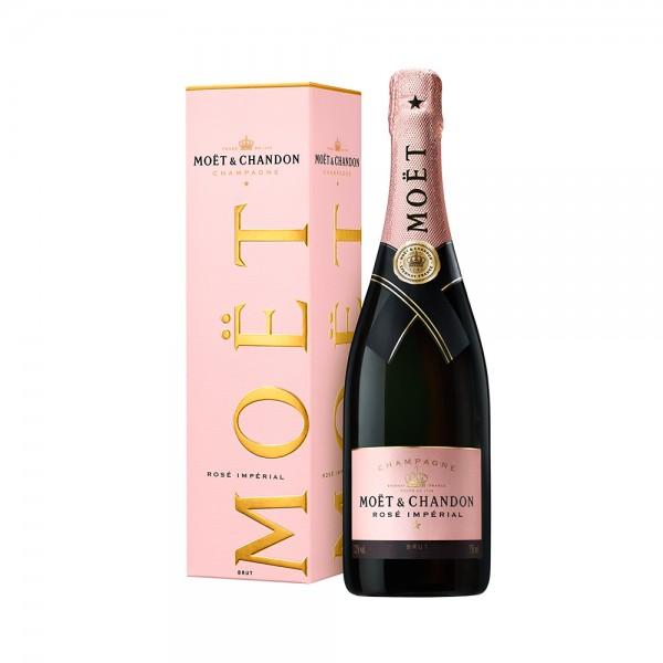 Champagne Moët & Chandon Impérial Rosé 75cl 136841-V001 by Moët & Chandon