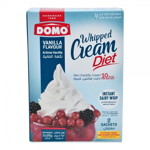Domo Diet Chantilly Cream 52G 136875-V001 by Domo