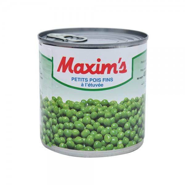 Maxim's Fine Peas Can 400G 137404-V001 by Maxim's