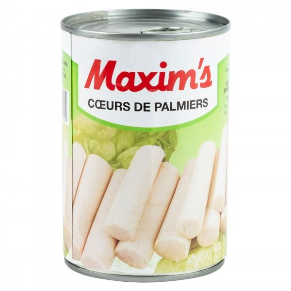 Maxim's Palmito Heart Whole Canned 500G 137432-V001