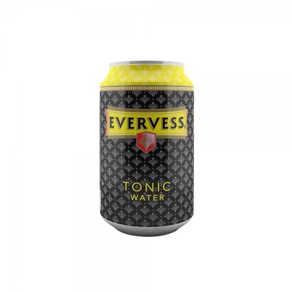 Evervess Tonic Water 330ml 138078-V001 by Evervess