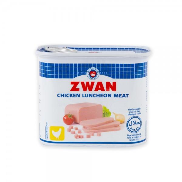 Zwan Chicken Luncheon Meat Canned 340G 138278-V001 by Zwan