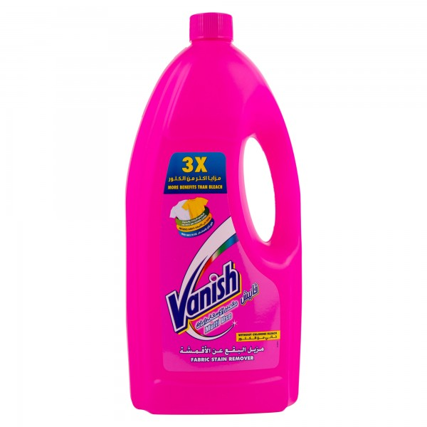 Vanish Liquid Pink 1.8L+500Ml Sp Price - 2Pc 138595-V002 by Vanish