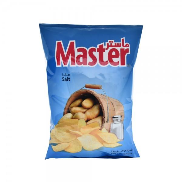 Master Chips Salted - 119G 138806-V001 by Master Chips