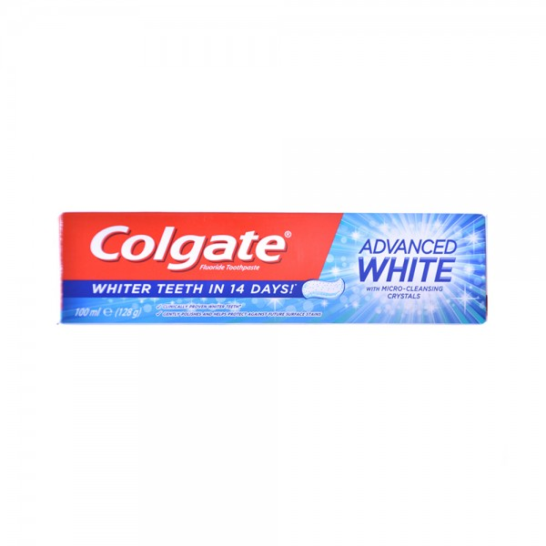 TOOTHPASTE ADVANCED WHITENING 20PCUT 138975-V004 by Colgate