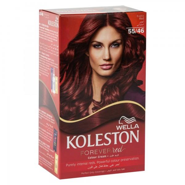 Wella Koleston Perfect Tropical Red 55/45 120ml 139041-V001 by Wella
