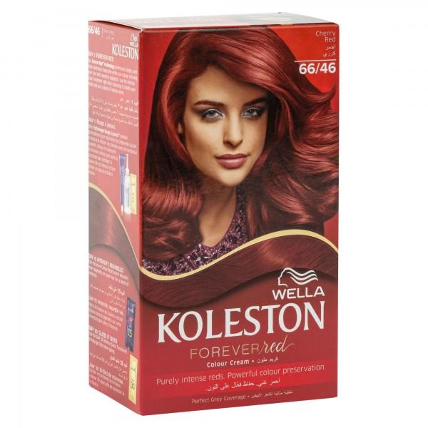 Wella Koleston Perect Vibrant Reds 66/46 Intense Red Violet Blonde 120ml 139042-V001