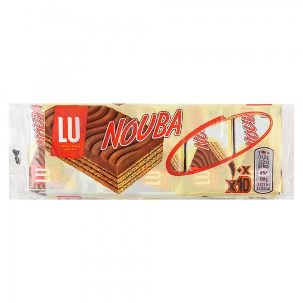 LU Nouba Wafer With Chocolate 17.5G 139126-V001 by LU